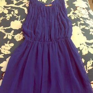 Royal blue Alice and Olivia dress size medium